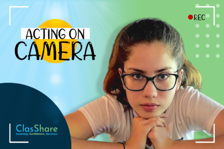 Acting on Camera: Film Acting <br>(5 Week Session)