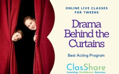 Intro to Drama <br>(5 Week Session)