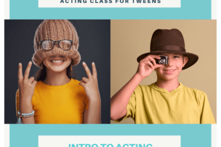 Introduction to Acting <br>(5 Week Session)