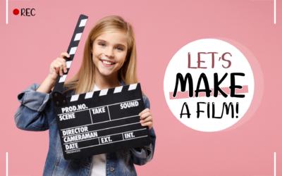 Let's Make a Film A <br>(5 Week Session)