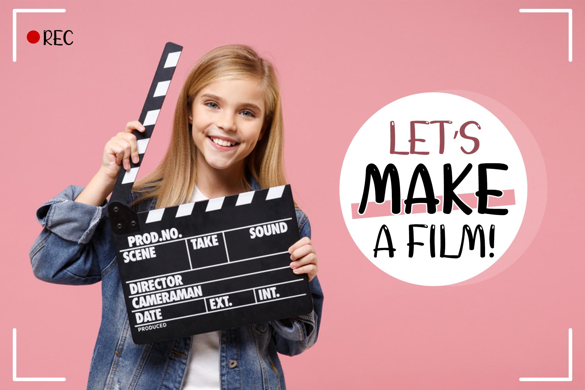 Let's-make-a-film!
