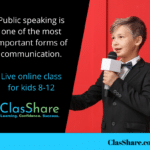 Public Speaking A <br>(5 Week Session)