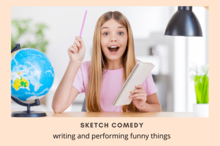 Sketch Comedy <br>(5 Week Session)