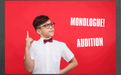 Monologues! <br>(5 Week Session)