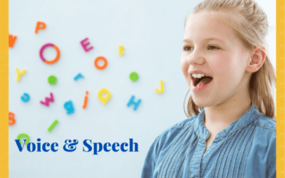 Voice and Speech <br> (5 Week Session)