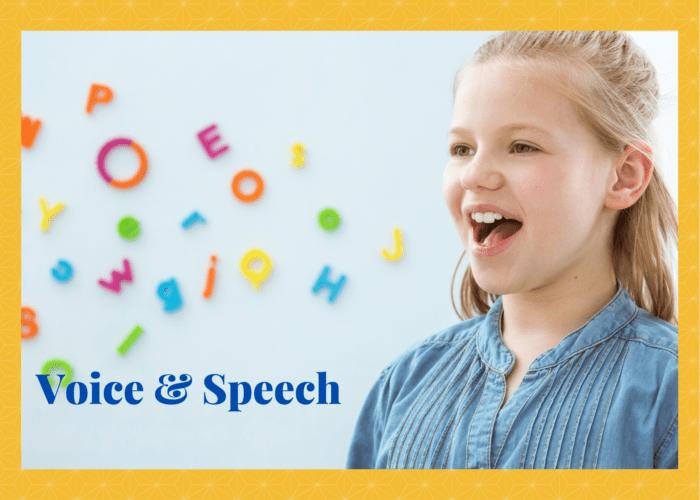 voice & Speech